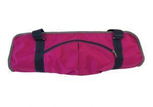 Розовая сумка-чехол Джилли RAO для ковриков