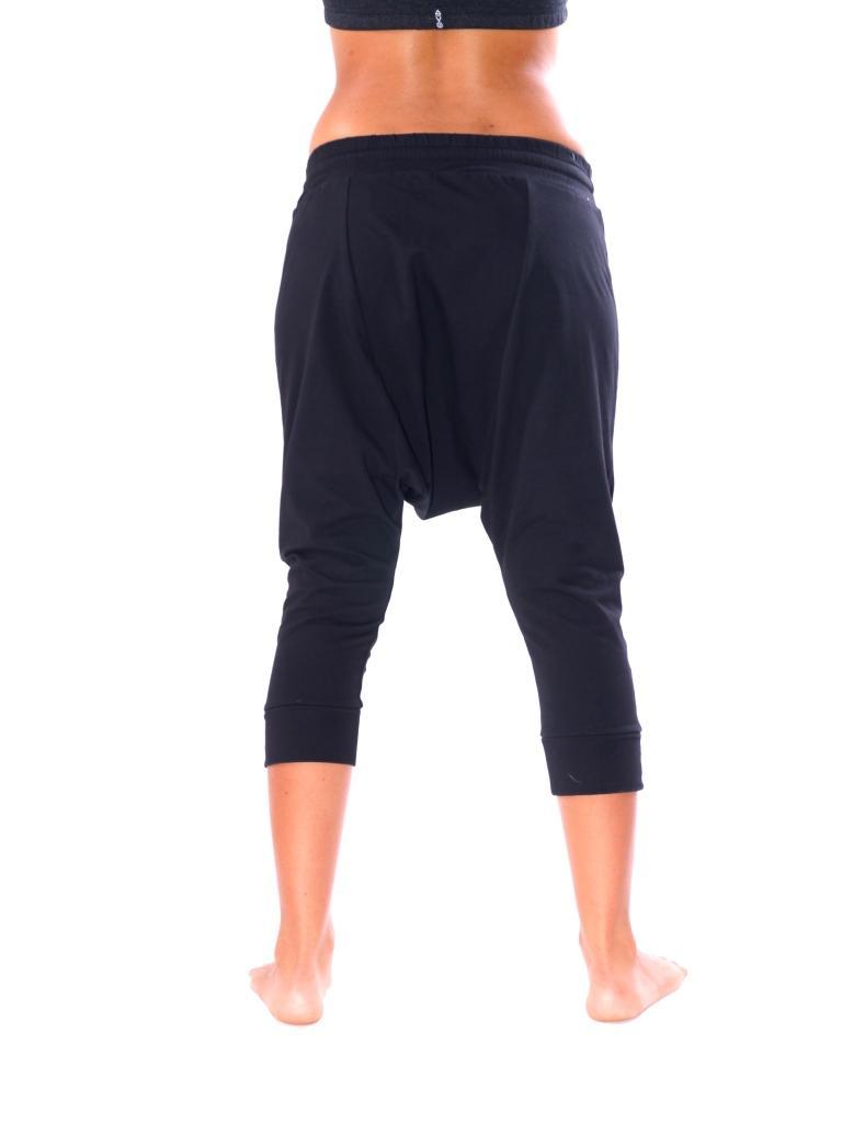 Фото 3 Алладины Будур для йоги, фитнеса и йоги-флай — черные