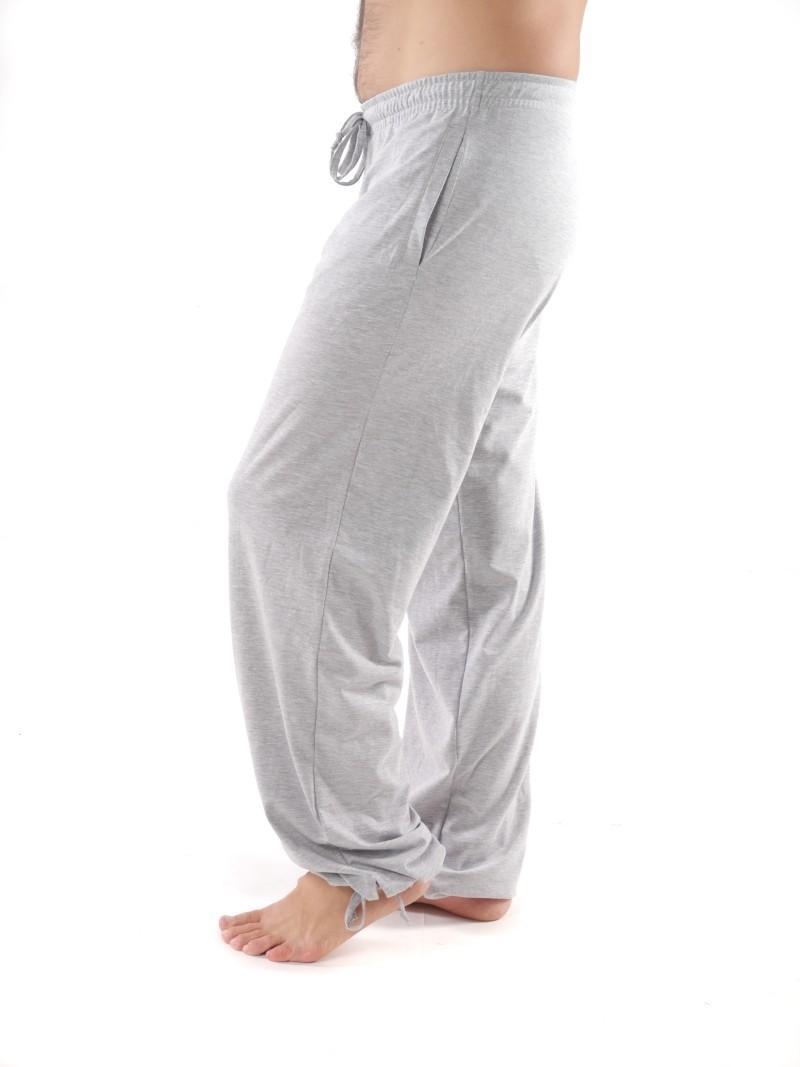 Фото 2 Белые штаны для йоги и фитнесса — «Школа спорта»