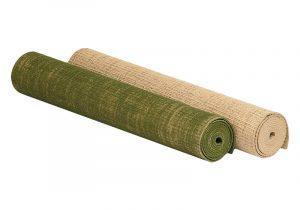 Йога-коврик Jute Pro из натурального волокна Джт
