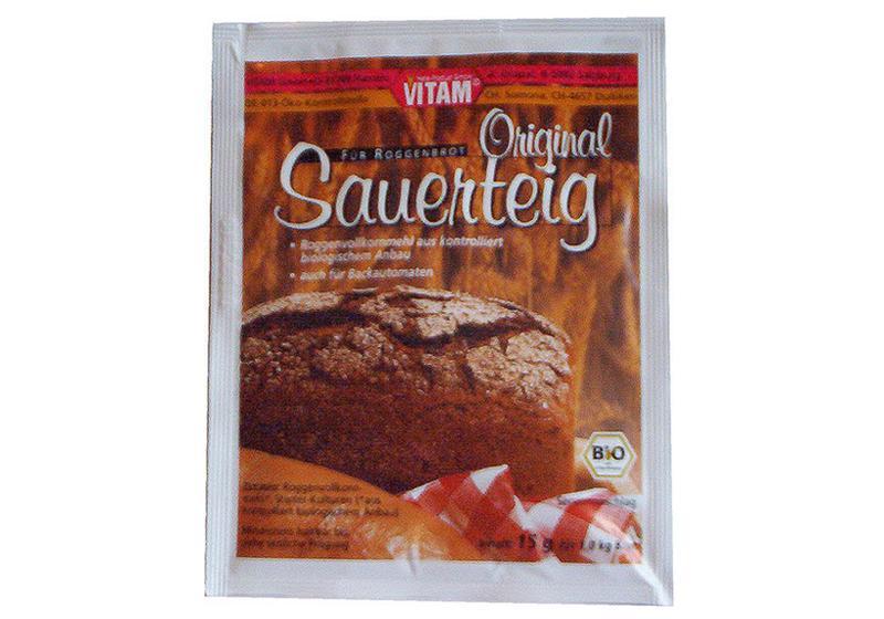Фото Закваска для хлеба Vitam (15 г)