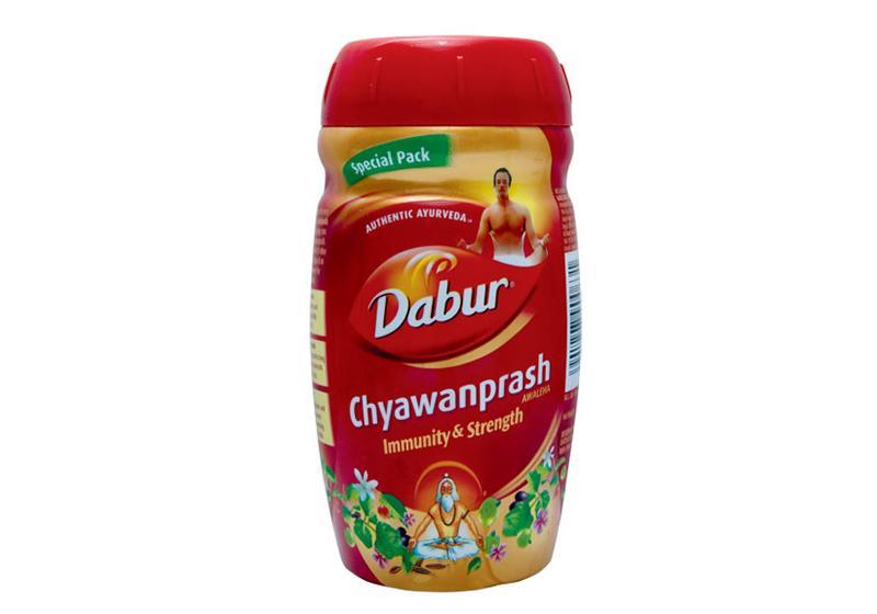 Фото Чаванпраш Дабур (Dabur Chyawanprash)