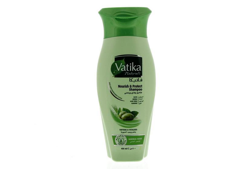 Фото Шампунь для питания волос Vatika Dabur 200 мл