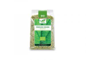 Органическая золотистая фасоль (маш) 400 г
