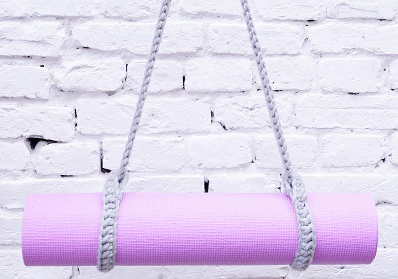 Фото 1 Универсальный ремень Foyo для йога коврика