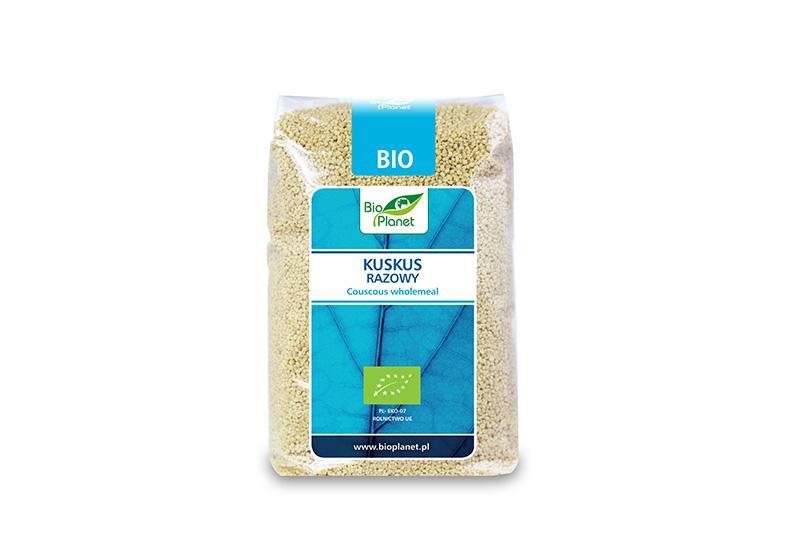 Фото Кускус пшеничный (непросеянный)