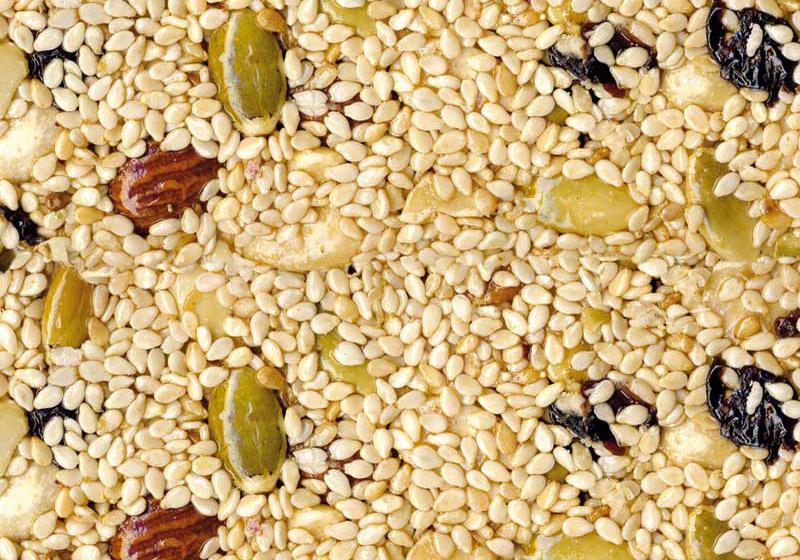 Фото 1 Батончик сезамовый микс от Schnitzer