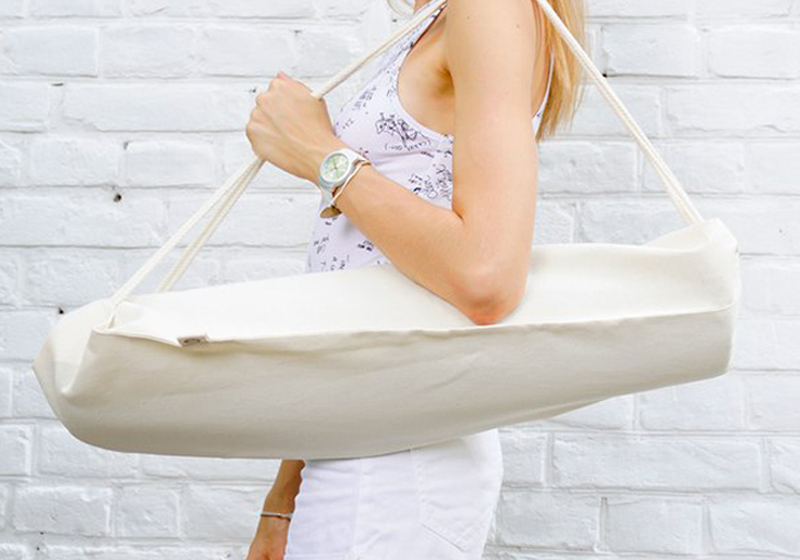 Фото Чехол-рюкзак для йога коврика Milk Foyo
