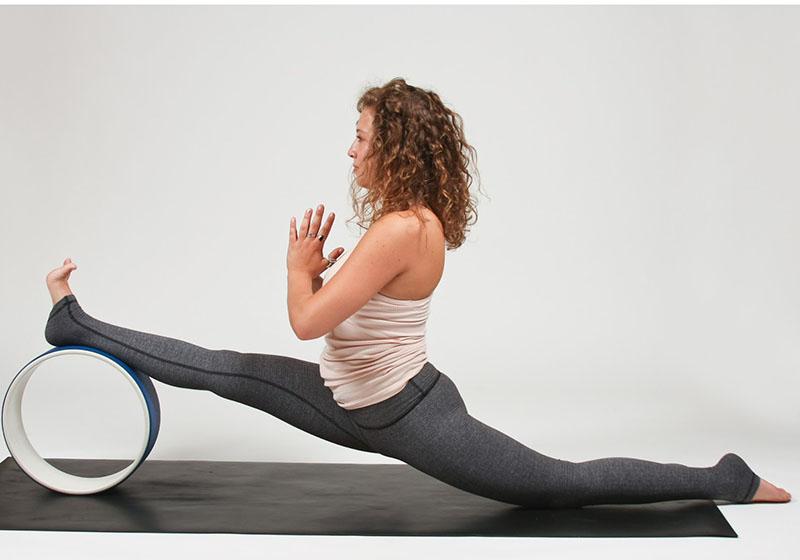 Фото 2 Колесо для йоги, 23 см