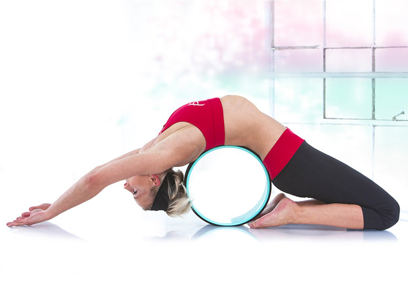 Фото 3 Колесо для йоги, 23 см