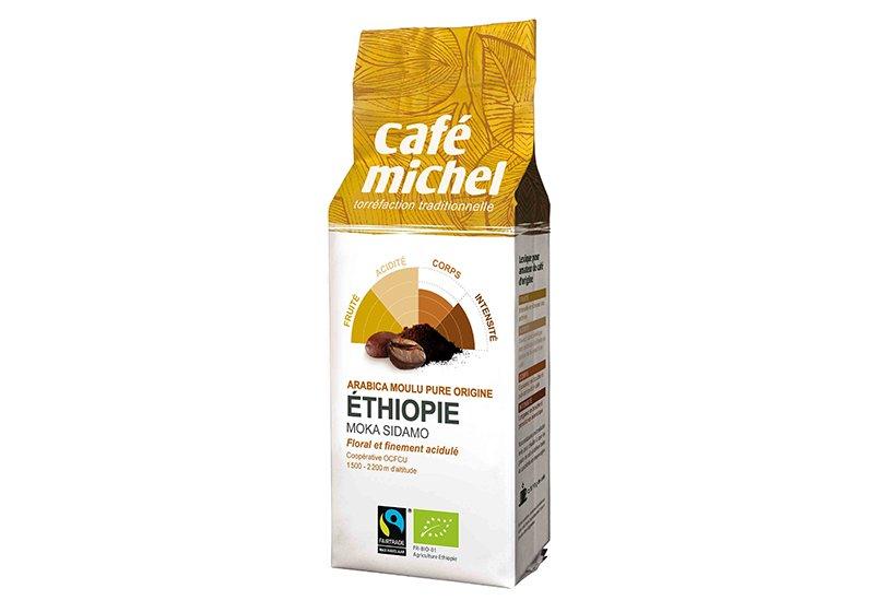 Фото Кофе мока Sidamo Эфиопия