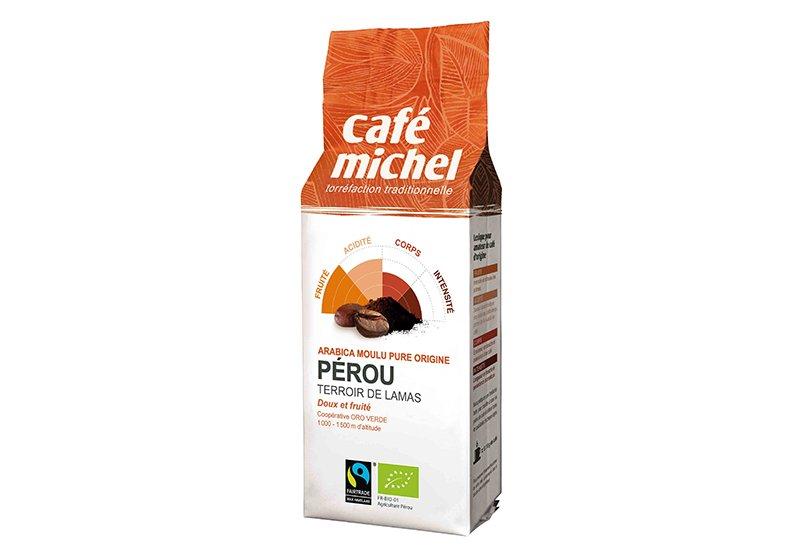 Фото Кофе молотый арабика Перу