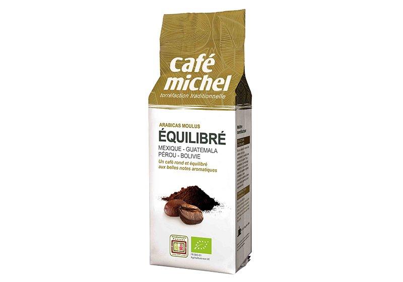 Фото Кофе молотый арабика премиум Equilibre