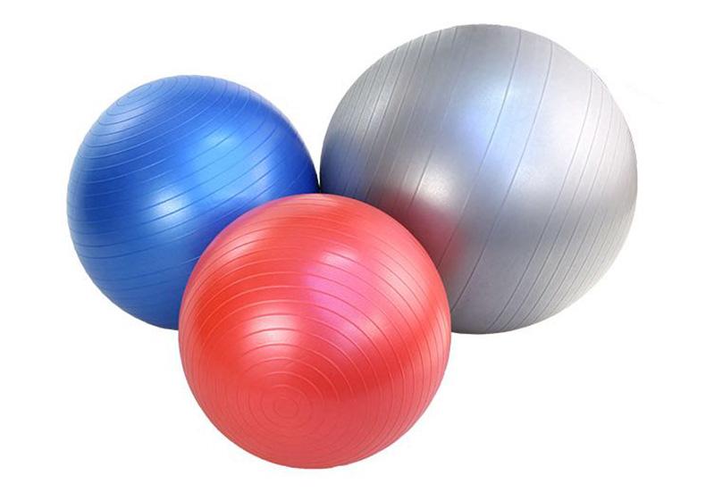 Фото Невзрывающийся мяч для йоги и фитнеса
