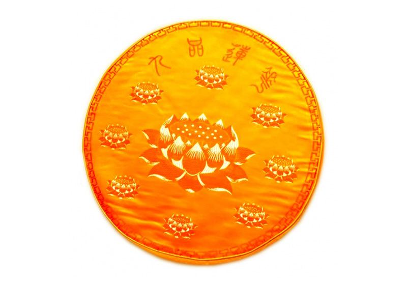 Фото Подушка для медитации малая с поролоном