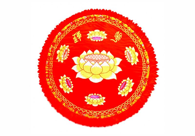 Фото Подушка для медитации с поролоном большая