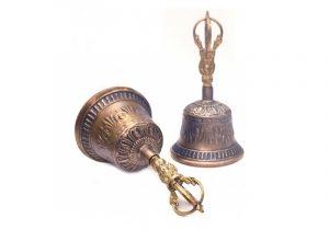 Индийский поющий колокольчик 20.5х11х11 см