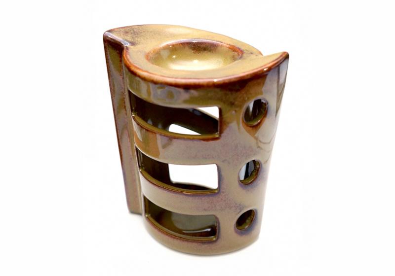 Фото Керамическая аромалампа V-347, 12х10х7,5 см