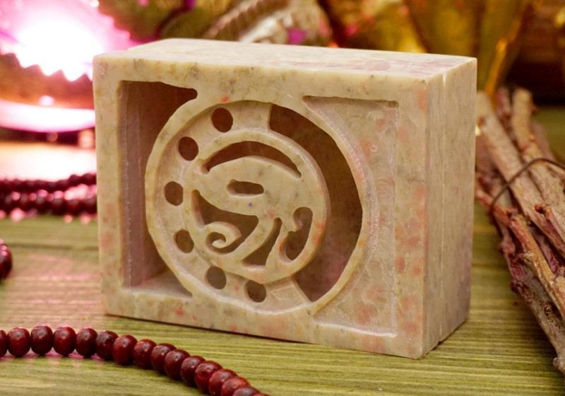 Фото 1 Каменная шкатулка Символ