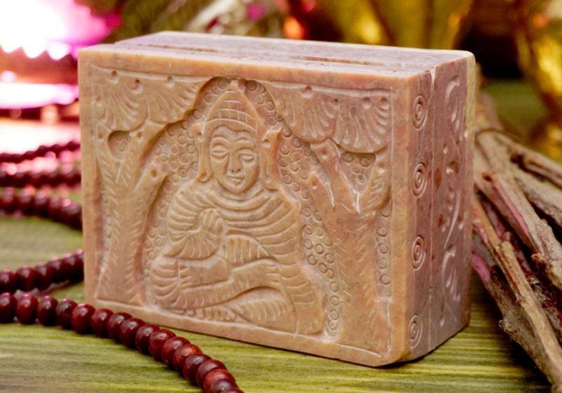 Фото 1 Розовая каменная шкатулка