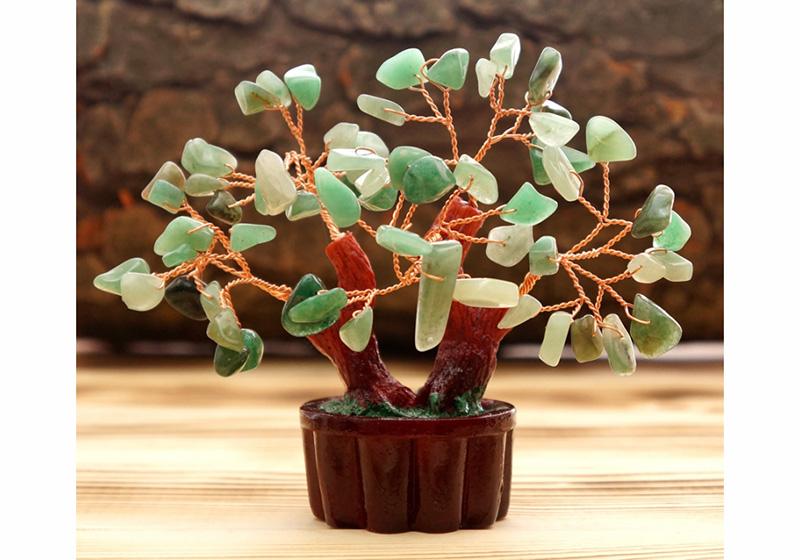 Фото Дерево Счастья Хризолит 8 см