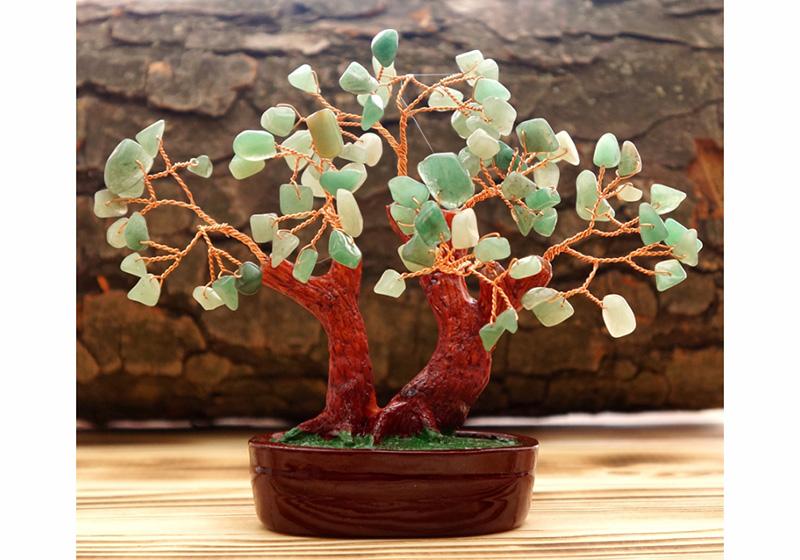 Фото Дерево Счастья Хризолит 11 см