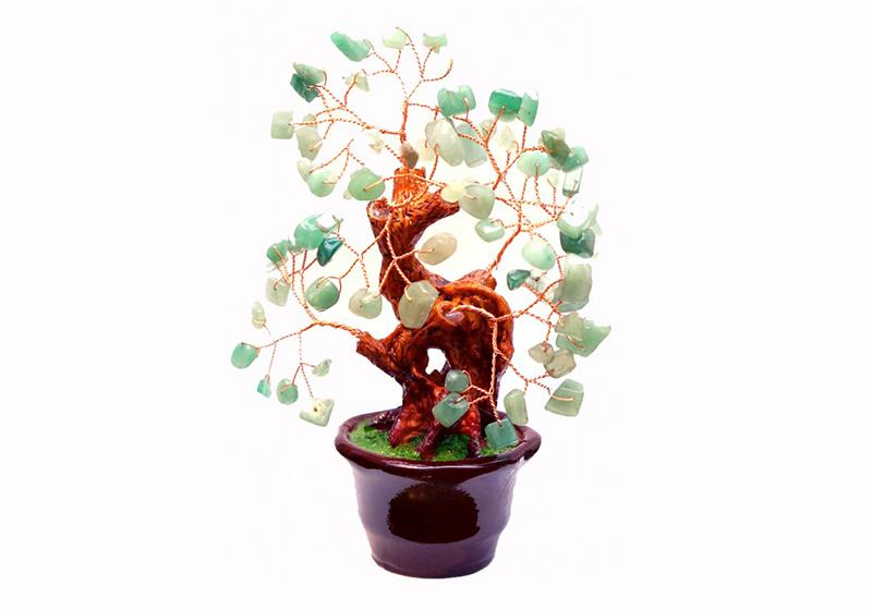 Фото Дерево Счастья Хризолит 14 см