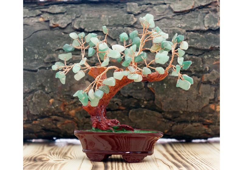 Фото Дерево Счастья Хризолит 12 см
