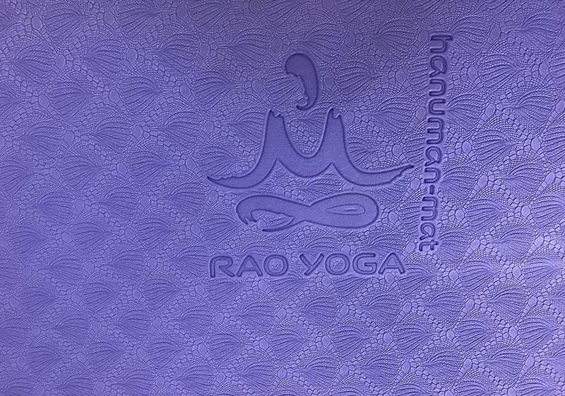 Фото 10 Коврик для йоги Hanuman