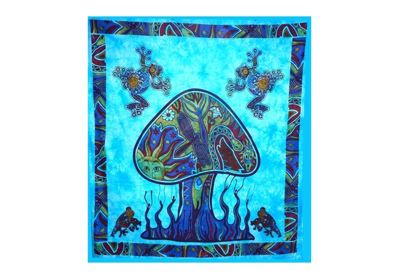 Фото 2 Покрывало 100% Хлопок 210х240 см Mushroom