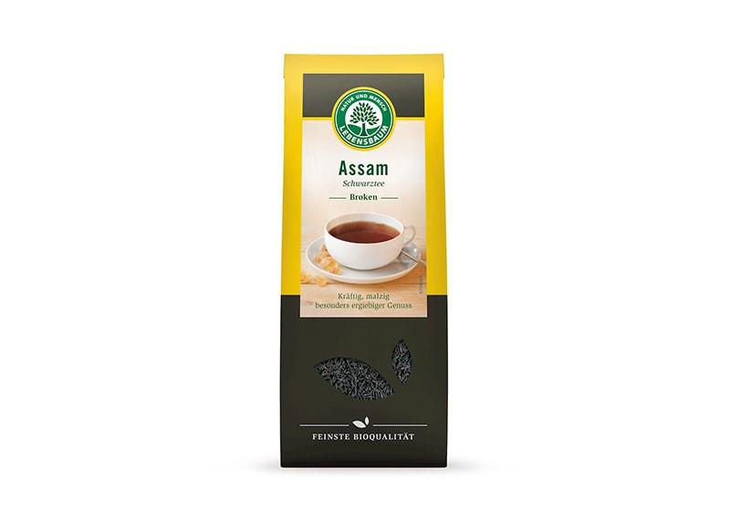 Фото Чай чёрный Assam Blatt 100 г