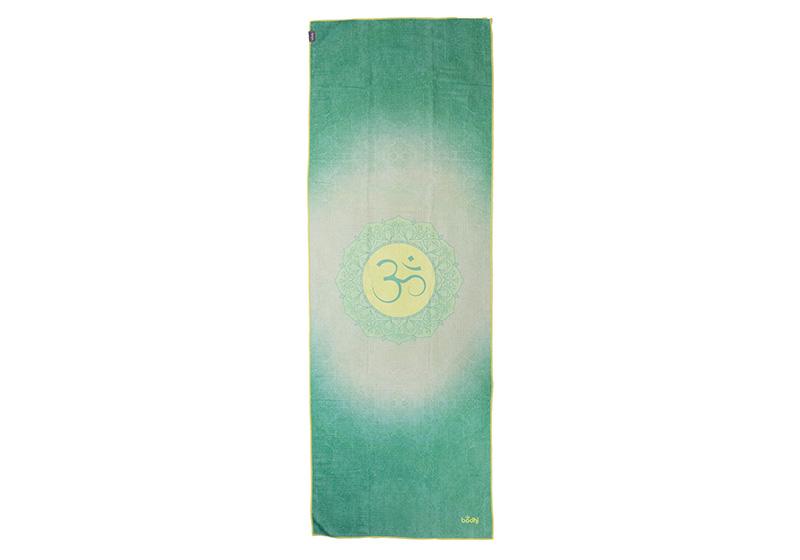 Фото 3 Йога полотенце All Is Om