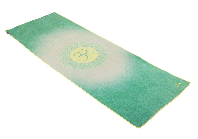 Фото 2 Йога полотенце All Is Om