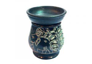 9120074 Аромалампа каменная индийские сувениры оптом