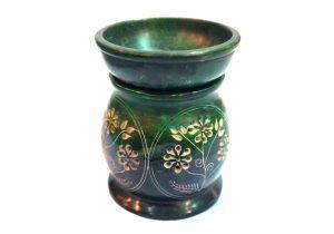 9120170 Аромалампа каменная сувениры из Индии оптом