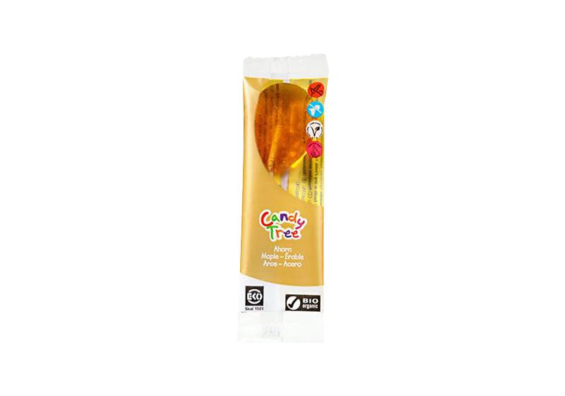 Фото Леденец со вкусом кленового сиропа 13 г