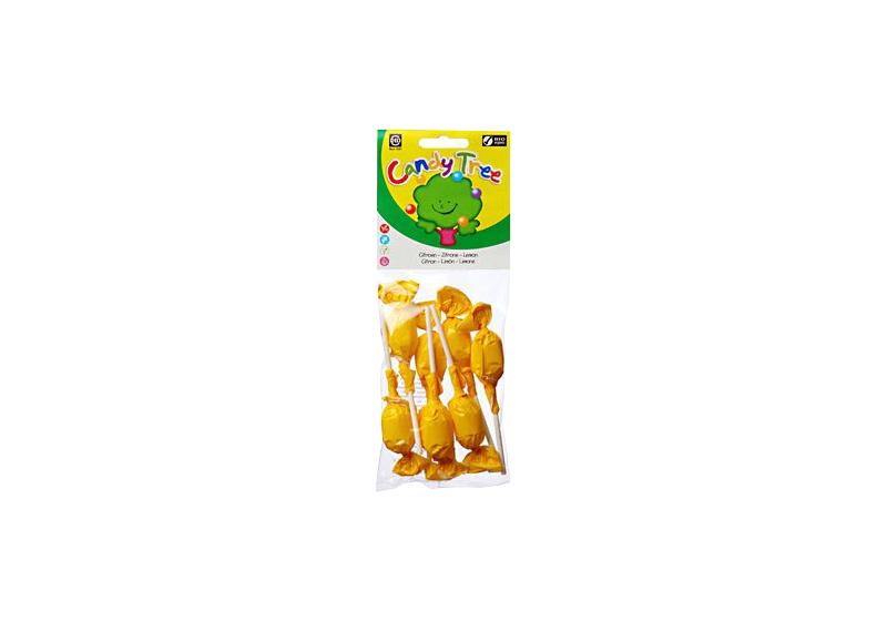 Фото Леденцы лимонные безглютеновые (7х10г)
