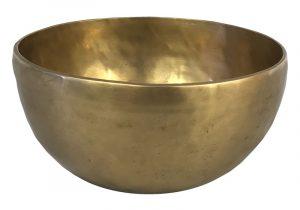 Кованая поющая чаша 13,5 см тибетская