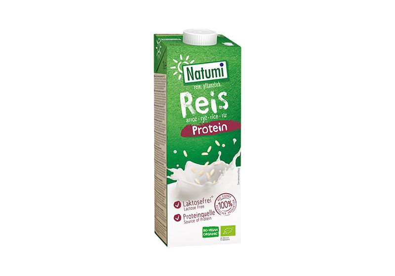 Фото Напиток рисовый с протеином 1 л