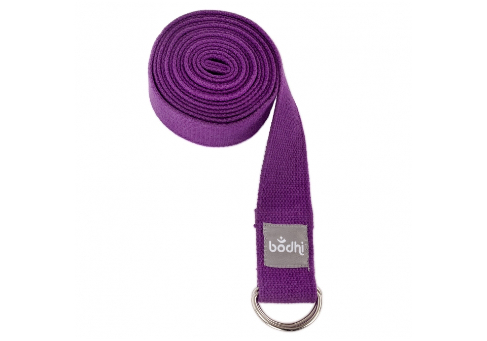 Фото 7 Ремень для йоги Asana Belt от BODHI