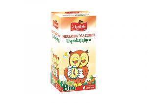 Успокаивающий чай для детей от Apotheke