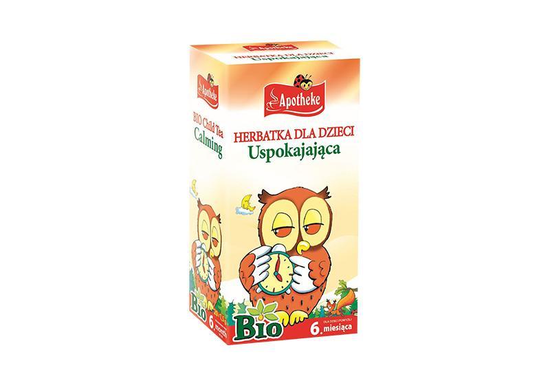 Фото Чай для детей успокаивающий 20х1,5 г