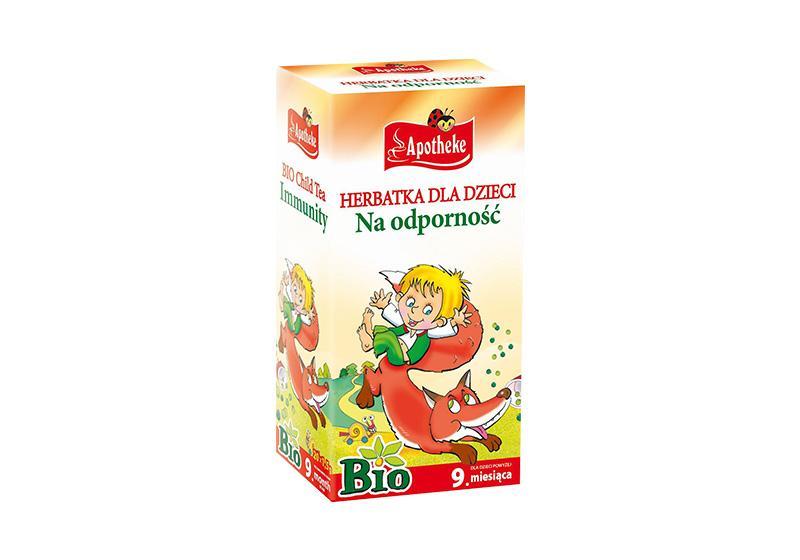 Фото Детский чай для повышения иммунитета 20х1,5 г