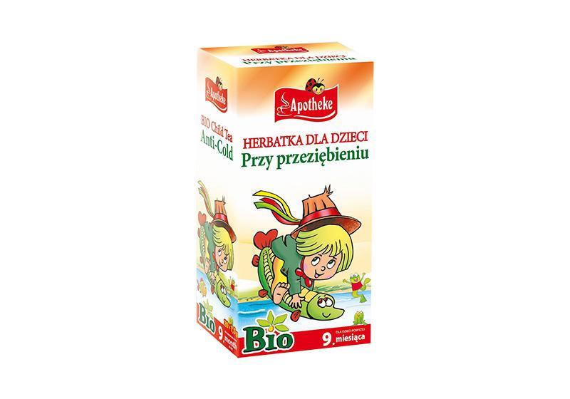 Фото Детский чай от простуды 20х1,5 г