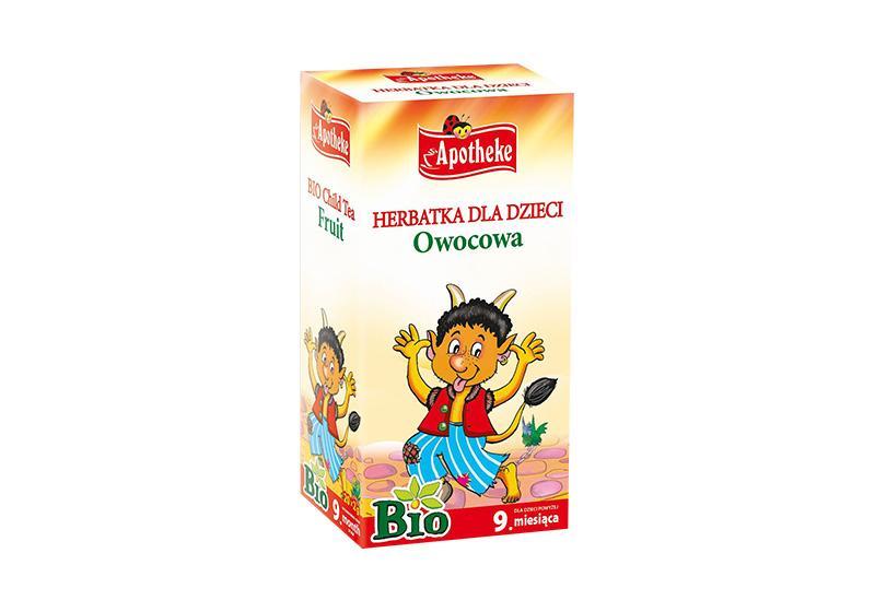 Фото Детский фруктовый чай 20х1,5 г