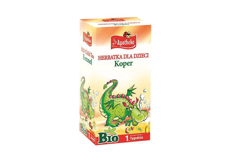 Фото Чай для детей с фенхелем 20х1,5