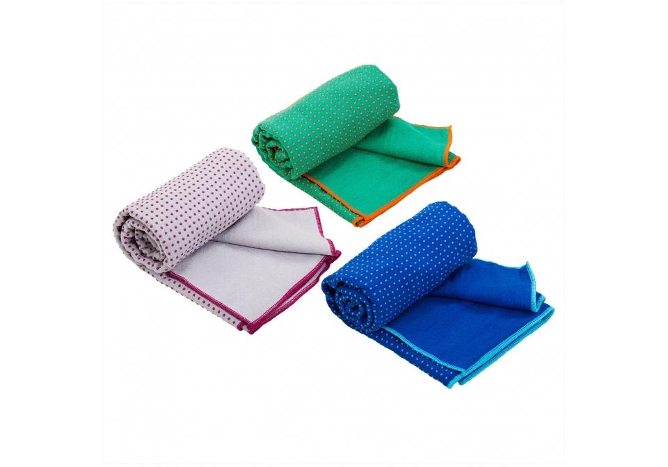 Фото Коврик-полотенце для йоги TOWEL GRIP-oxid
