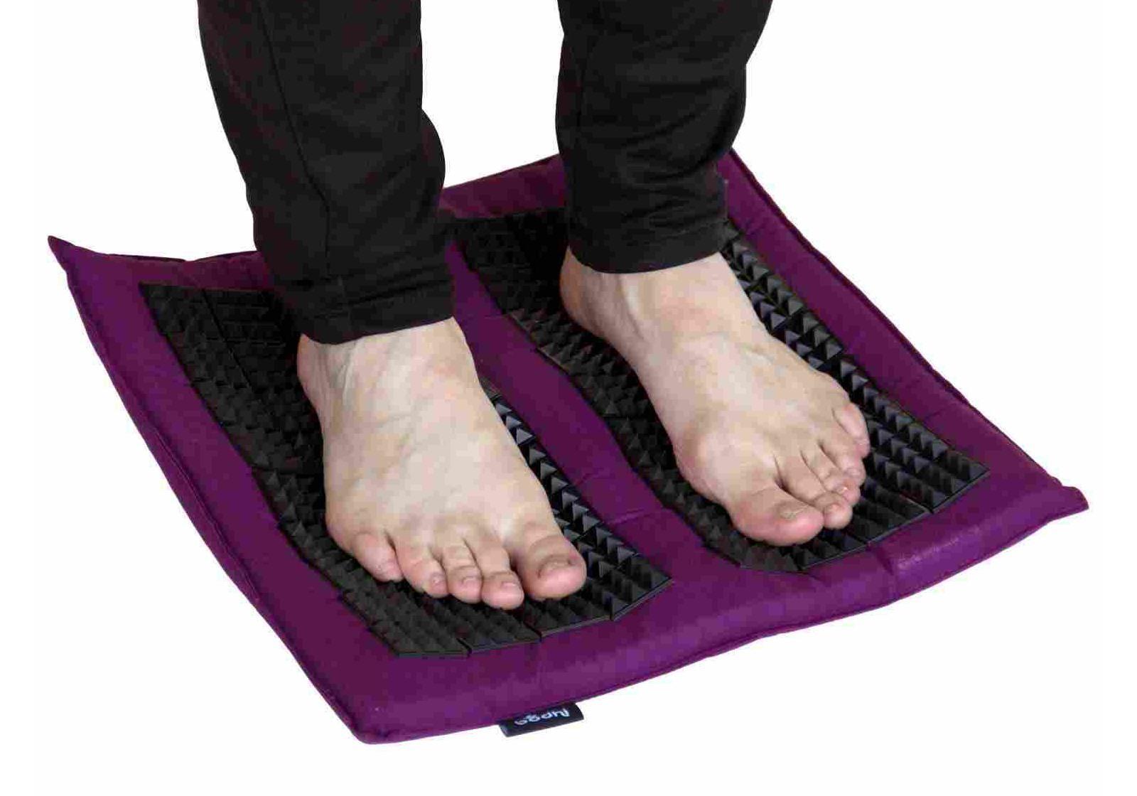 Фото 1 Акупунктурный коврик для ног VITAL SPIKY