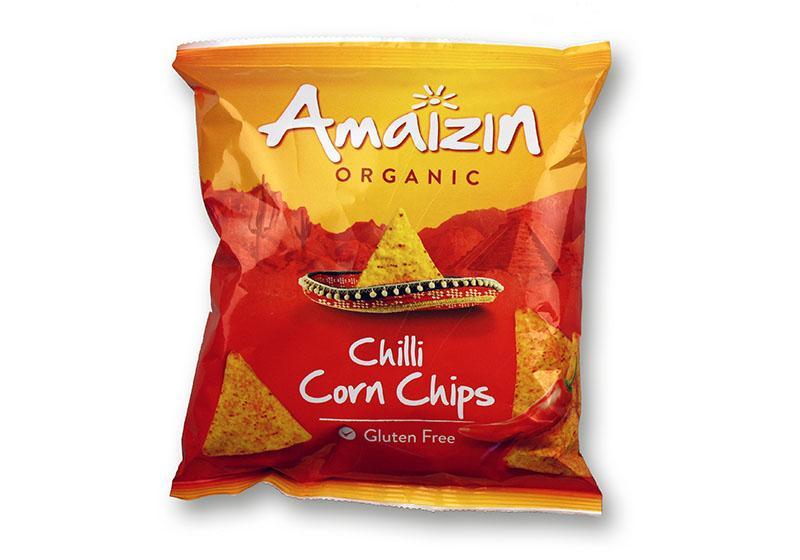 Фото Кукурузные чипсы с чили