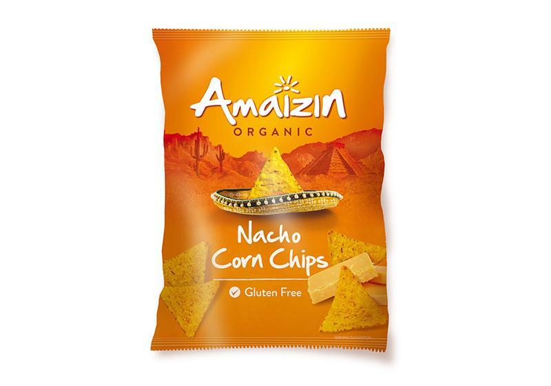 Фото Кукурузные чипсы с сыром